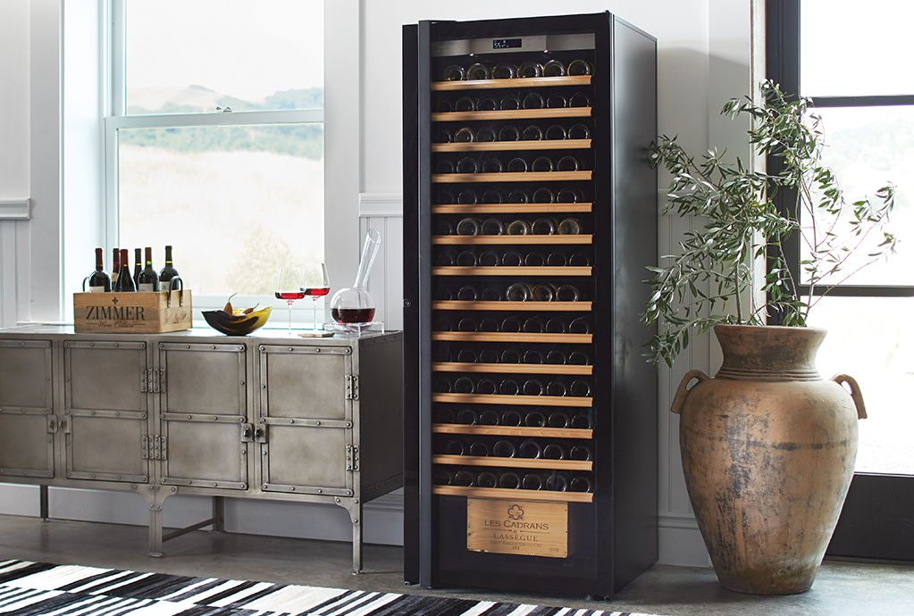 Transtherm Ermitage Wine Cabinets