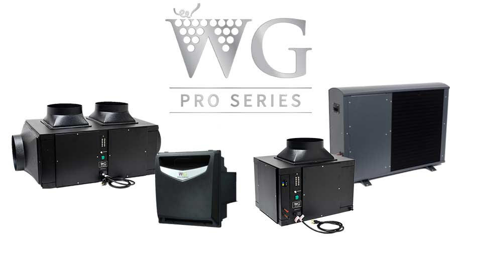 Wine Guardian Pro Series Cooling Systems