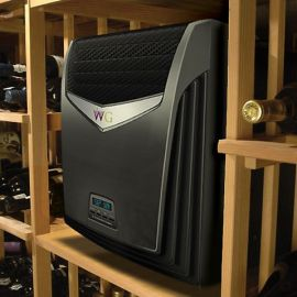 TTW009 Wine Guardian 1110 BTU Through the Wall Cooling Unit