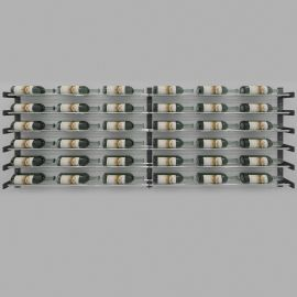 VintageView - Evolution Series Wine Wall 30″ Extension Kit (18 to 54 bottles)