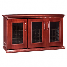 Le Cache European Country Wine Storage Credenza
