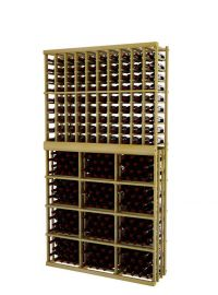7 Ft. -  Individual Bottle Wine Rack