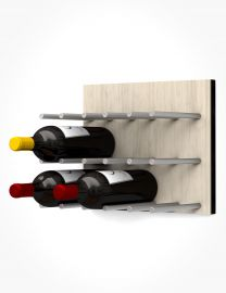 Ultra - Fusion Wine Wall Panel—Natural (9 Bottles)