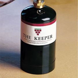 Current 2020 4 Pack Extra Nitrogen Canisters for Wine Keeper