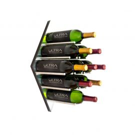Ultra - Diamond Fusion Wine Rack Panel—Medium (9 Bottles)