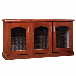 Le Cache Contemporary Wine Storage Credenza