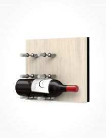 Ultra - Fusion Wine Wall Panel—Natural (3 to 9 Bottles)
