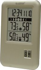 La Crosse Wireless Weather Station with Moon Phase