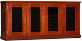 Legacy Wine Credenza 4-Door Single