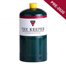 Pre-2020 4 Pack Extra Nitrogen Canisters for Wine Keeper