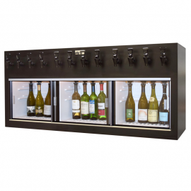 Winekeeper Monterey 12 bottle Laminate