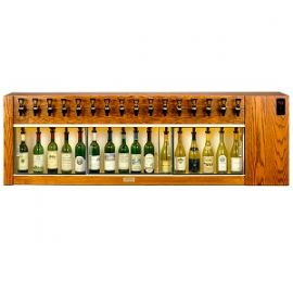 Winekeeper - Magnum 16 Bottle (Oak) Single Zone