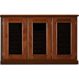 Legacy Credenza 3Dr Double with Napa Door Style