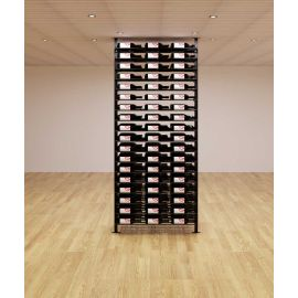 VintageView - Evolution Wine Wall Post 10′ Floating Wine Rack System