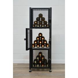 VintageView - Case & Crate Locker Short (48 – 192 Bottles)