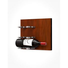 Ultra - Fusion Wine Wall Panel—Medium Finish (3 to 9 Bottles)