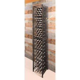VintageView - Case & Crate Bin Tall – Freestanding Wine Rack Kit (96 – 384 bottles)