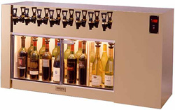 ETL Magnum 12 Bottle Wine Keeper