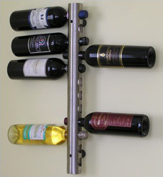 The Wine Tube, a great new wine rack