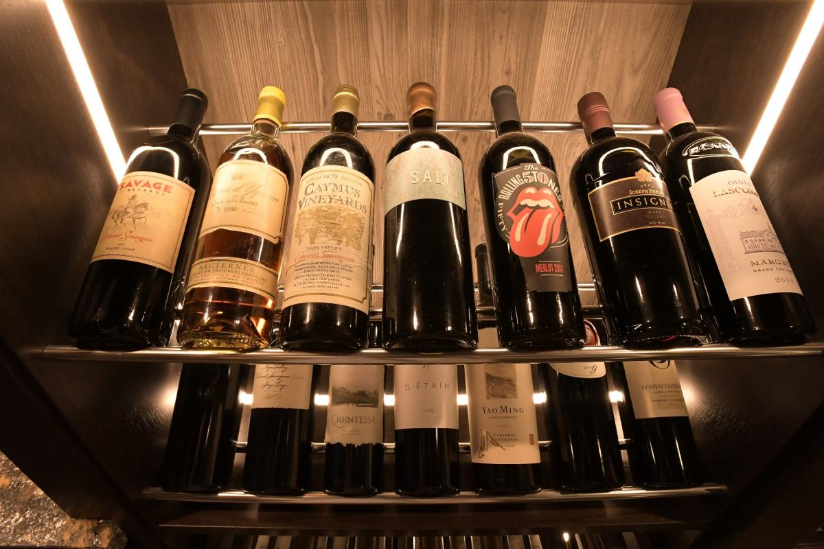 Why You Should Store Wine on Its Side