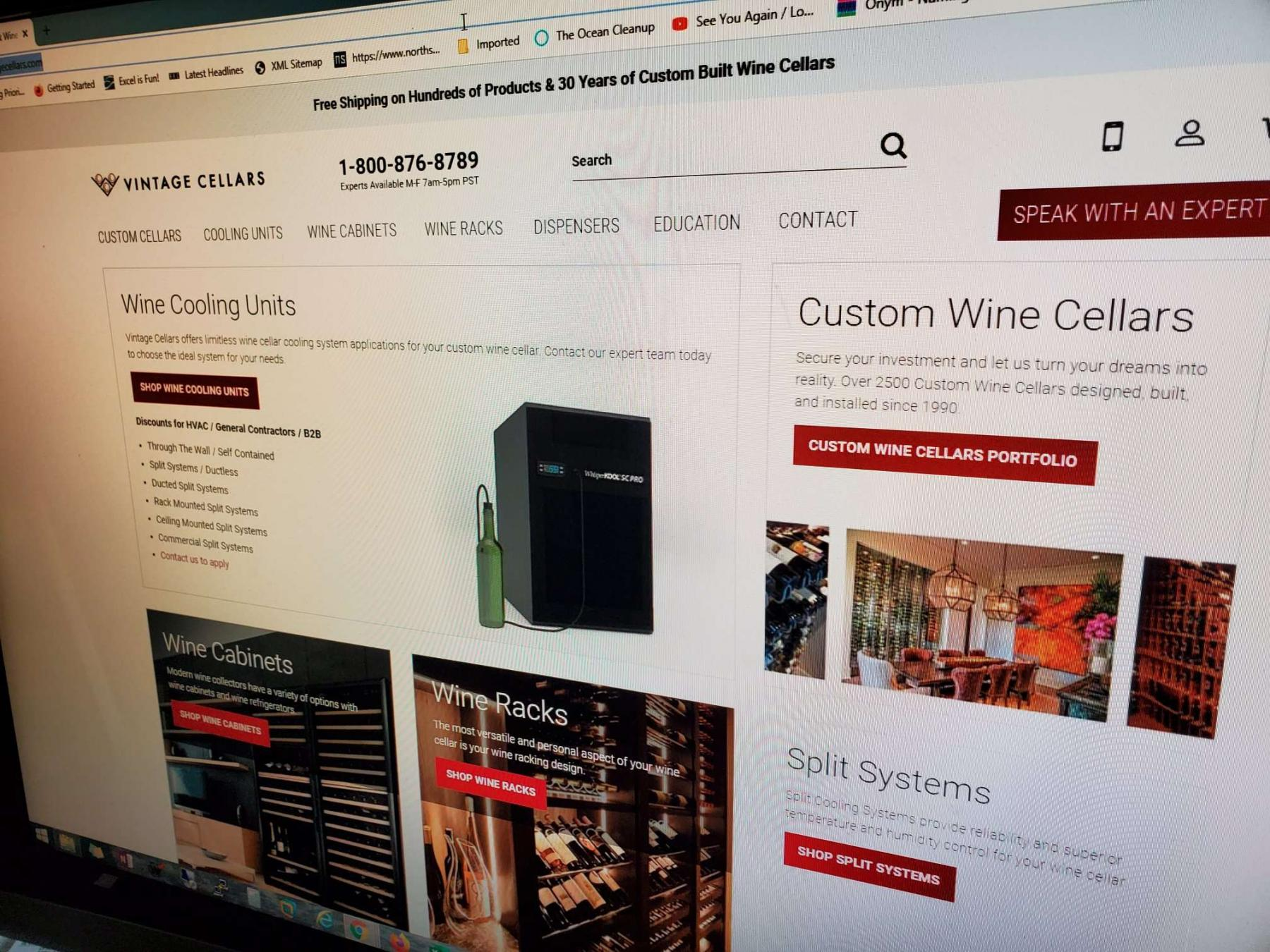 Vintage Cellars Blog Reboot V.2020!