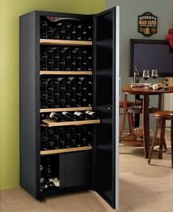 Modern EuroCave Wine Cabinet