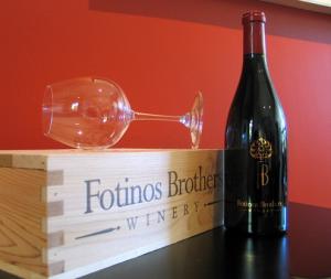 Fotinos Brothers Winery - Pinot Noir