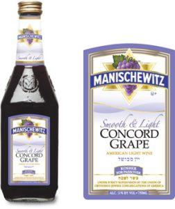 Manischewitz kosher wine