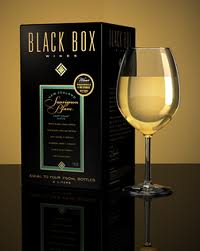 black box wine of sauvignon blanc