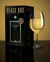 black box wine of sauvignon blanc