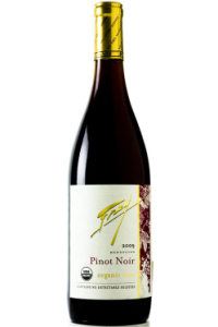 bottle of Frey Pinot Noir 2009