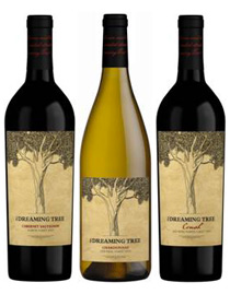 Dreaming Tree Wine Bottles