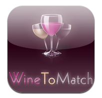 WineToMatch App Icon