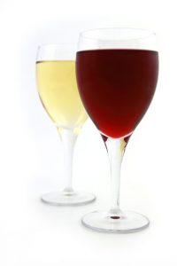 mixing red and white wine