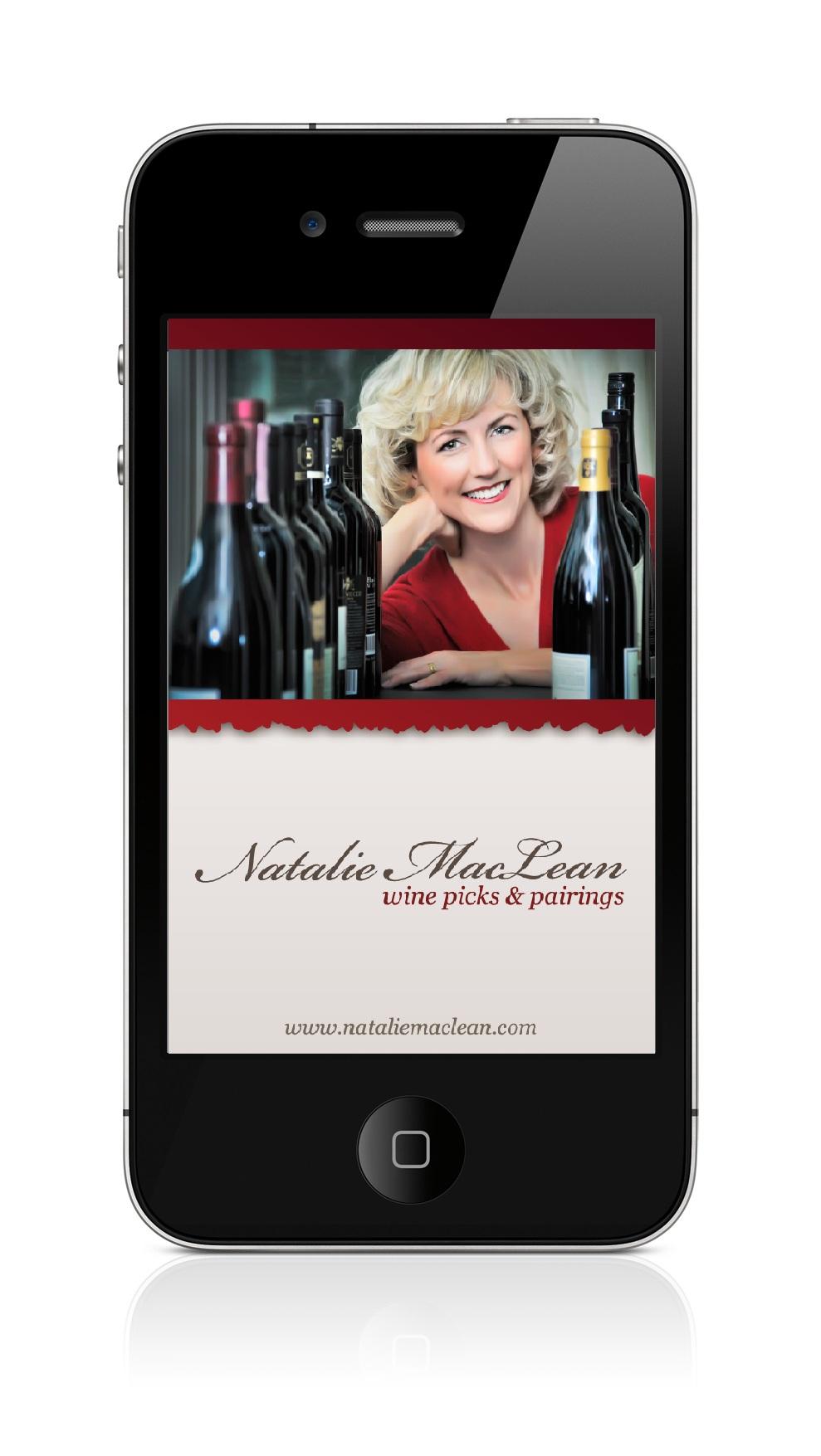 Wine Picks & Pairings: Natalie MacLean