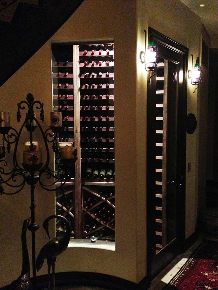 wine cellar design |